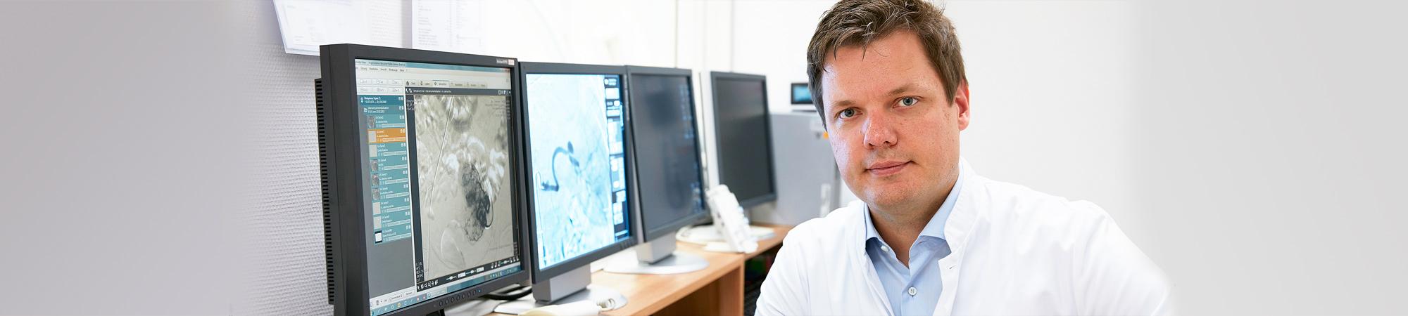 SwissIntervention - Zentrum fuer Mikrotherapie Arzt Bild Headerbild