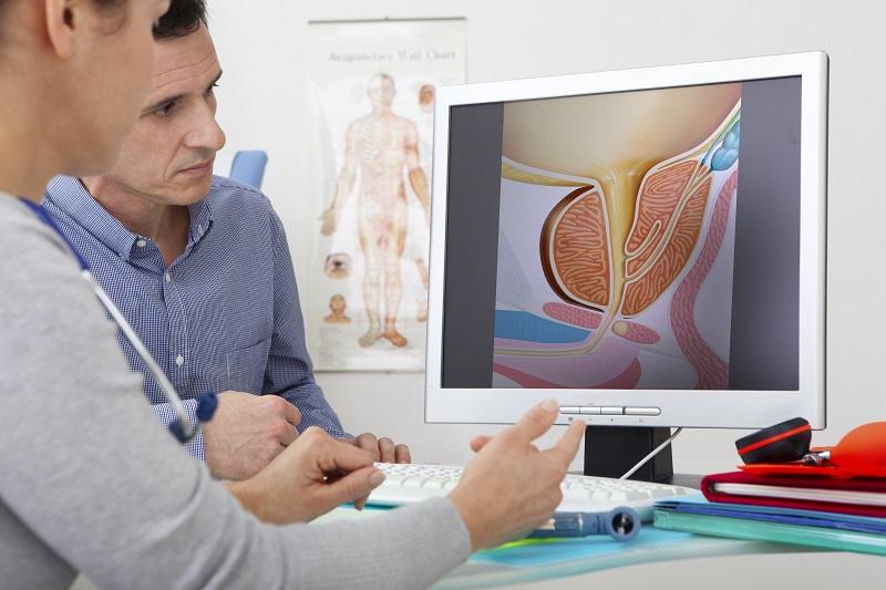 Swiss Intervention - Prostatavergrößerung